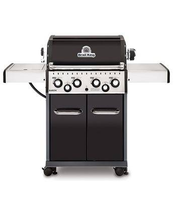 barbecue gaz invicta