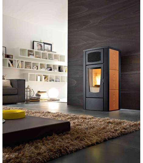 po le granul s margherita hydro red 8kw ref 7112019 fonte. Black Bedroom Furniture Sets. Home Design Ideas